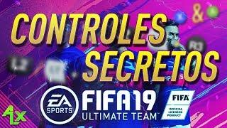 FIFA 19 CONTROLES SECRETOS QUE USAN LOS PRO PLAYERS