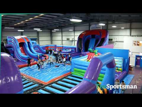 Inflata Nation Manchester   The Sportsman   Fun