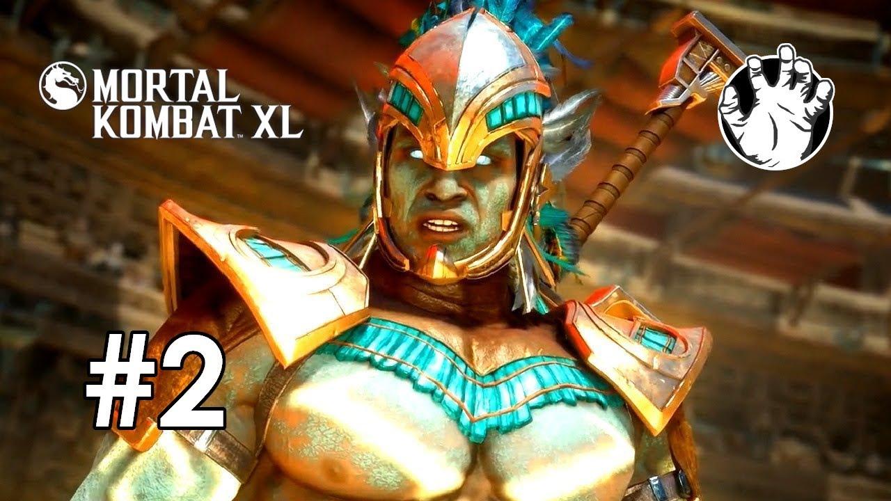 Mortal Kombat XL 💀 Rozdział 2 💀 Kotal Kahn