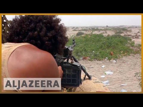 🇾🇪Fierce fighting 'eases' in Hodeidah after major casualties | Al Jazeera English