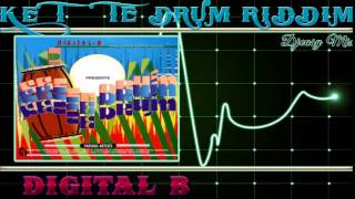 Kette Drum Riddim Mix 1995 [Digital B,X Rated,Firehouse,Spenguy Music]  mix by djeasy