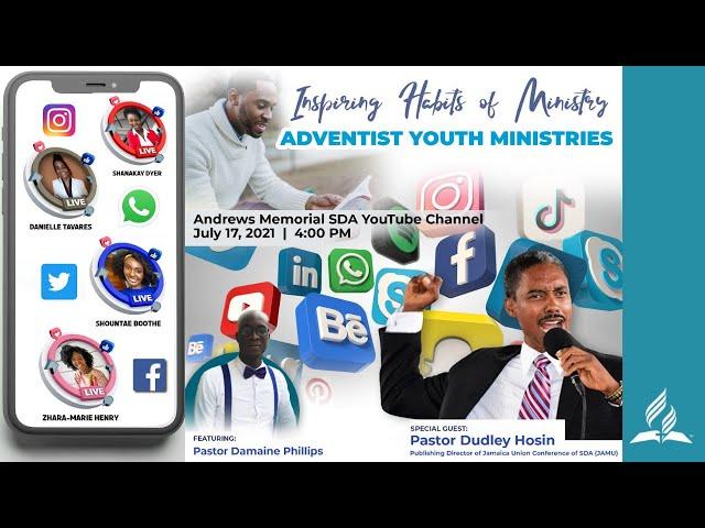 AYS    Inspiring Habits of Ministry    July 17, 2021
