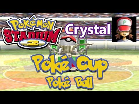 Pokémon Stadium 2 - Poké Cup Poké Ball