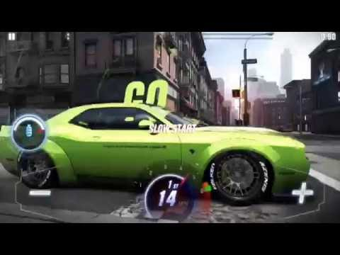 CSR Racing 2: LB's Dodge Challenger SRT Cat - YouTube