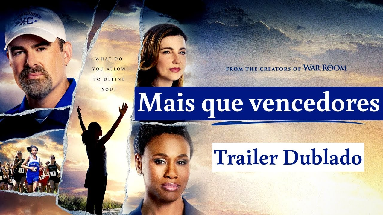 Mais Que Vencedores Trailer Dublado Hd Exclusivo Youtube
