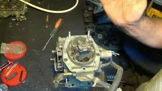 Доработка карбюратора солекс  с подачей воды в мотор