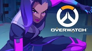 Official Sombra Origin Story - Overwatch | BlizzCon 2016