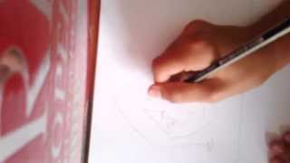 How to draw Rukia Kuchiki 13#