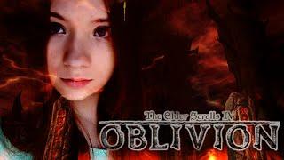 Let's play TES IV Oblivion [PL] cz.18 – Zapieczętowana brama