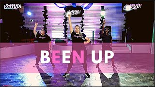 Been up by Wande, WHATUPRG & nobigdyl | SaludFit Christian Dance Fitness | Hiphop Workout