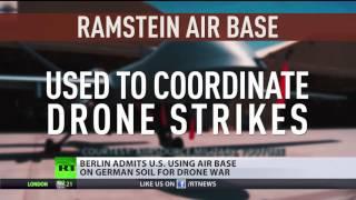 License to kill? Berlin finally admits hosting key US drone war base