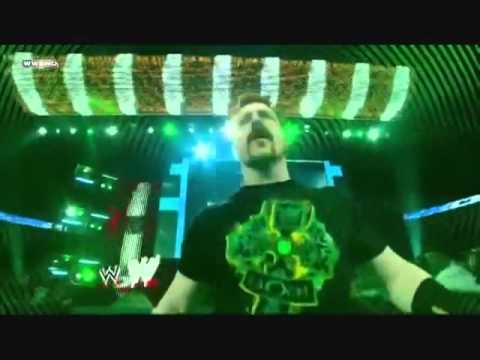 Sheamus Theme Song and Titantron - The Great White Version 2012