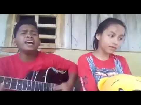 Balasan dari lagu di Video Walaupun di Desa Asal Bahagia