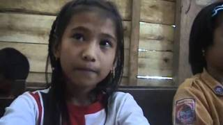 Lost School swept, in Tapua School Students at the Village Office - 2.wmv
