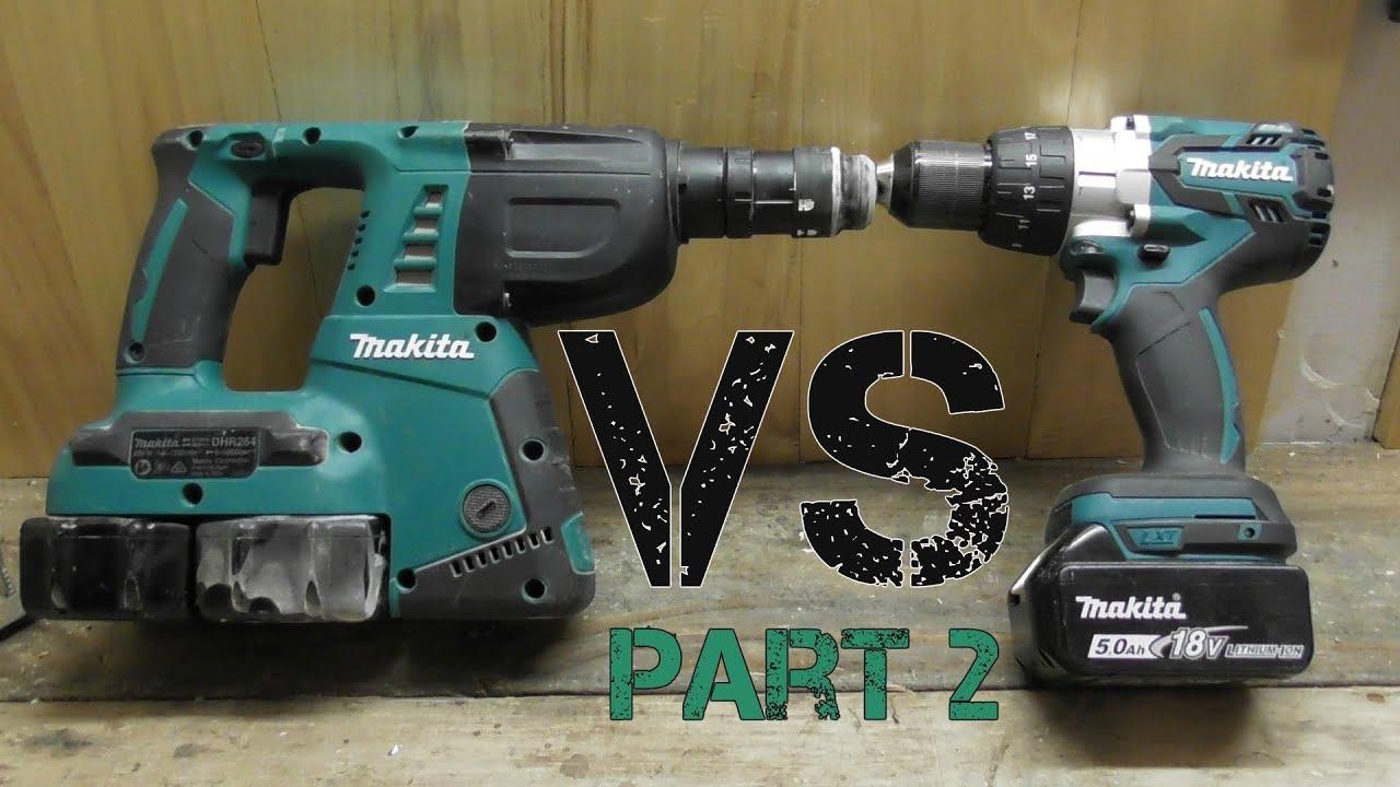 Hammer Drill Vs