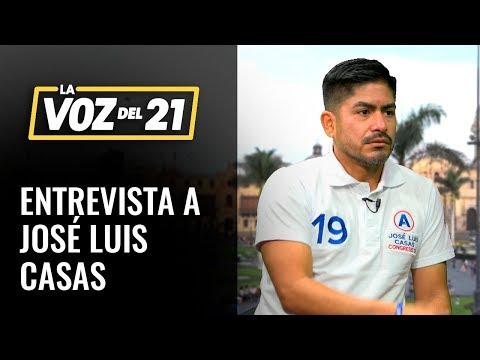 José Luis Casas Candidato Al Congreso Por Alianza Para El Progreso