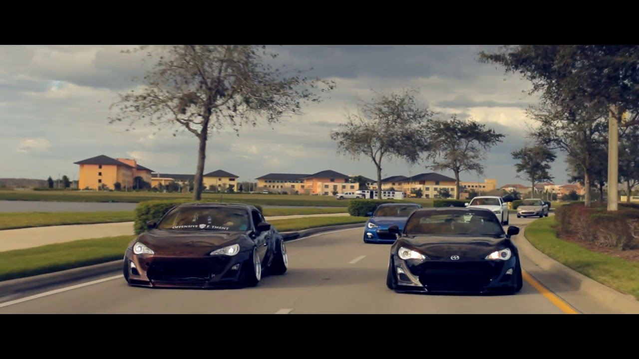 Frs Amp Brz Stance Youtube