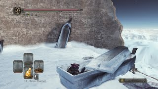 Dark Souls 2 - Crown of the Ivory King - How To Get Through Frigid Outskirts