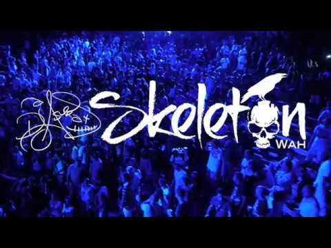 DJ Ashba Skeleton Wah Wah Pedal