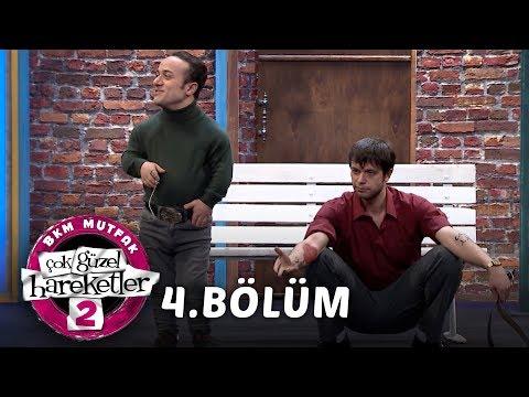 Çok Güzel Hareketler 2 | 4.Bölüm (Tek Parça Full HD)