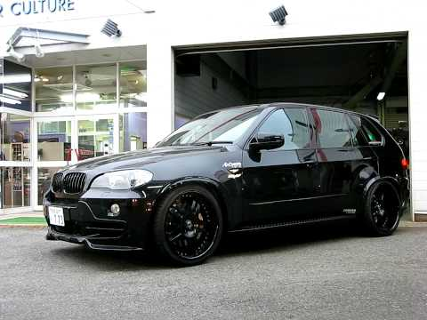 Airrunner Airsuspension Systems Bmw X5 E70 Youtube