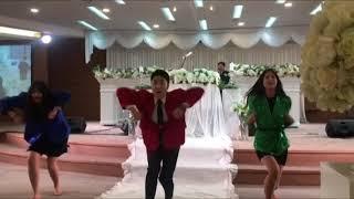 친누나 결혼식축가 셀럽파이브(Celeb five)안무 축가