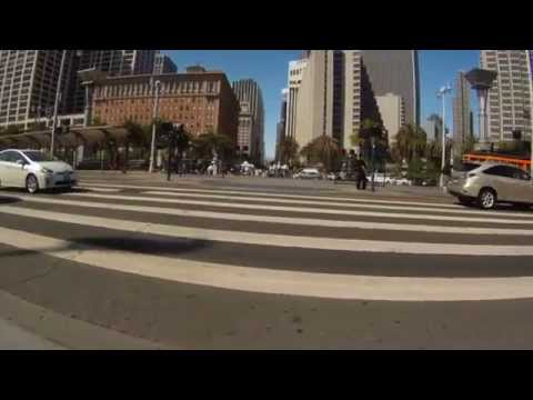 Bike SF/Oakland: North Slope SF to Uptown Oakland
