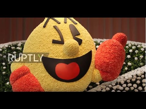 Japan: Mourners commemorate 'Father of Pac-Man' Masaya Nakamura