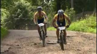 RELACJA z wyścigu MTB Transcarpatia 2005