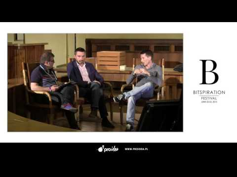 Bitspiration 2015-  Cooperation between online businesses online and PE/VC funds
