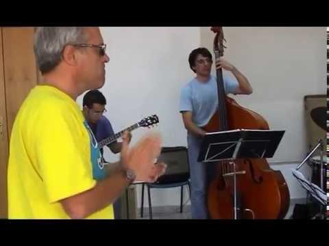 LA BOTTEGA DEL JAZZ  (seminario Nuoro jazz 2004 ) di Carlo Sanna