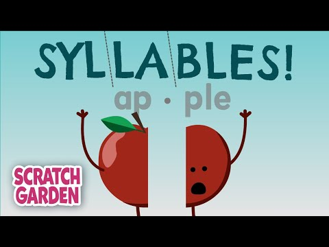 Syllables! | Scratch Garden