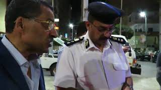 مدير أمن الإسماعيلية يضبط شاب بحوزته بانجو ومطواه