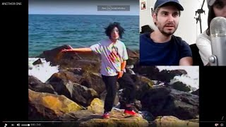Ethan (h3h3) gives Mac DeMarco a shout-out on Twitch