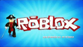 ROBLOX:DIVERSION EN EL BARCO
