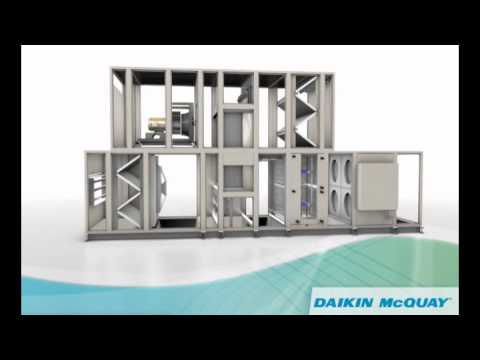 McQuay Vision™ Air Handling Unit  YouTube