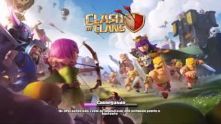 Clash Of Clans: JÁ TA ENJOANDO #3