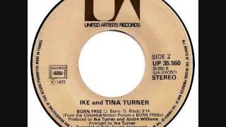 Ike & Tina Turner - Born Free