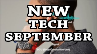 Best New Tech - September 2016! (Kickstarter & Indiegogo)