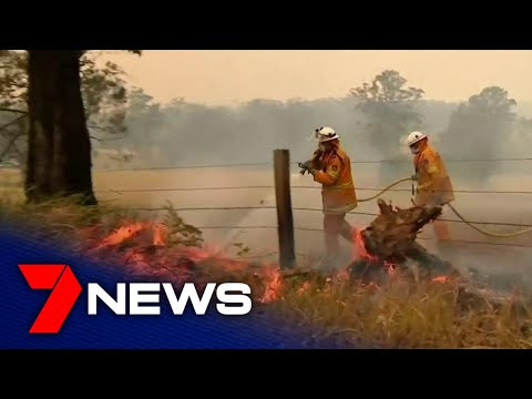 NSW South Coast In The Grip Of A Bushfire Emergency | 7NEWS