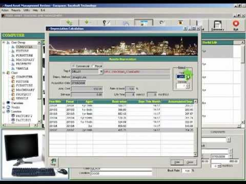 how to develop asset management system