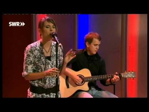 Empire State of mind - Hanna Schmidt beim SWR in Kaffee oder Tee 16.09.2011 (Cover Alicia Keys)