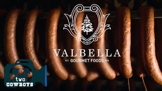 Traveling Cowboys: Wild Boar Salami, Meatballs and Barley Soup at Valbella for Canmore Uncorked 2017