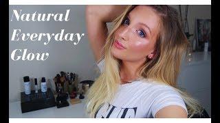 Natural Everyday Glow - makeup tutorial