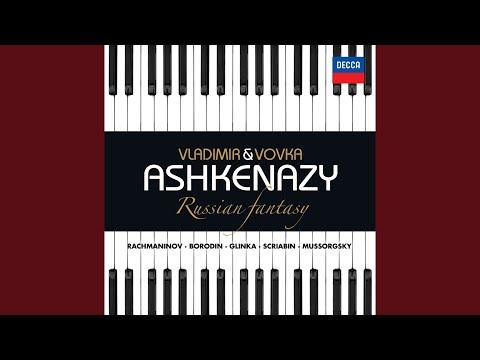 Glinka: Waltz Fantasy - Arr. Vovka Ashkenazy/Sergei Liapounov - Waltz Fantasy