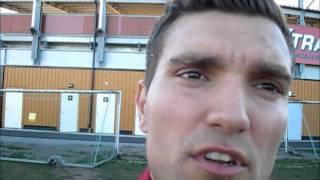 Supertalangen Labinot Harbuzi drömmer om landslaget igen