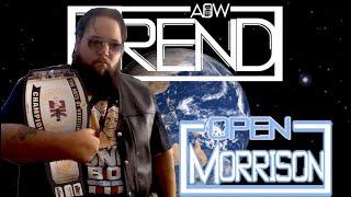 InterMedia Championship Open Challenge: Tony Morrison  (AOW: Trend)