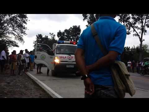 Vehicular Accident. Palian, Tupi, South Cotabato 82914