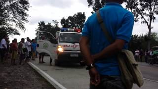 Vehicular Accident. Palian, Tupi, South Cotabato 82914