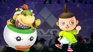 EVO 2015 - Tweek vs SS - Smash Wii U